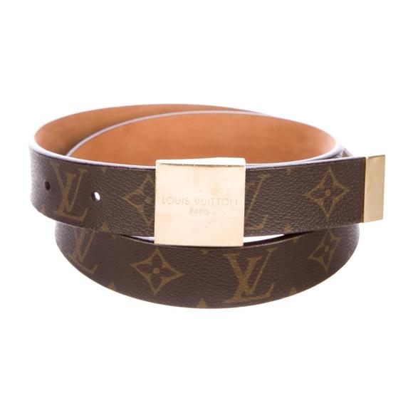 e971c4fbcd57 Louis Vuitton Accessories - 🎈🎈LOUIS VUITTON monogram belt🎈🎈